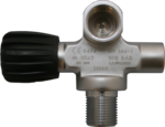 Extendable Valve right 300 Bar
