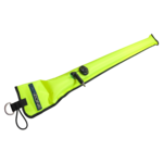 DIRZONE Alert Marker 120cm PRO SMALL OPV YELLOW