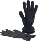Thermoacryl inside gloves