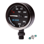 DIR ZONE SPG 52mm 288bar black