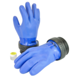 RoLock 90 on glove - attached inner glove